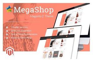 MGS Mega - Elegant Magento 2 theme