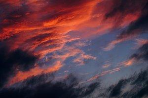 Furious Sunset