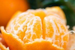 Fresh Clementine Tangerine