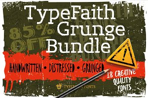 TFF Grunge Bundle
