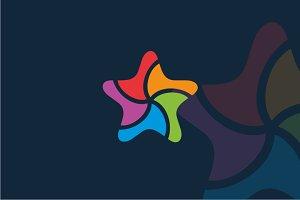 Star Puzzle Logo