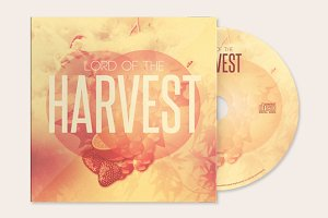 Lord of the Harvest CD Artwork