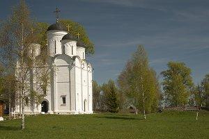 The Archangel Michael church