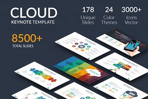 Cloud - Keynote Template