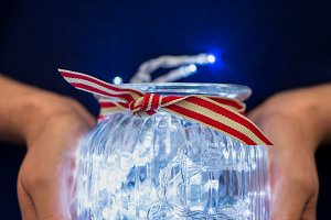 Fairy Light in a Jar