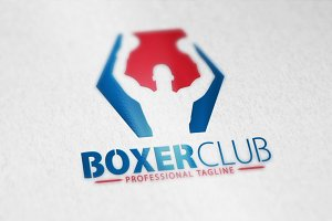 Boxer Club Logo