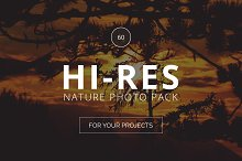 60 Hi-Res Nature Photographs 30% OFF
