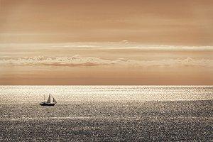 Sailing alone III