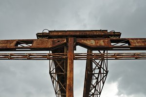 Rusty Gantry