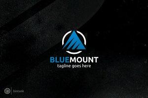 Blue Mount Logo