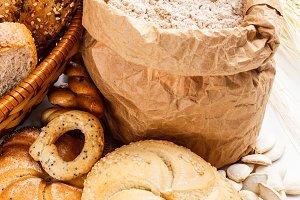 Buns bread