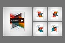 Vector Brochure Flyer design. Vol.5