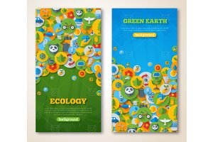 Eco banners