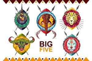 African Big Five.