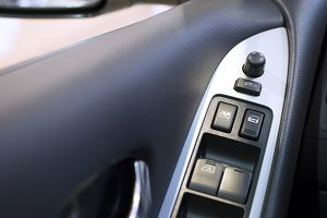 Car Window Controls buttons