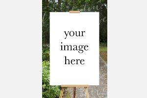 Poster Mockup Portrait #0810