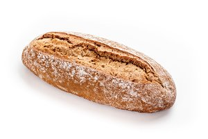 Bread from rye