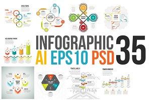 Infographic Set 35