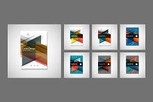 Vector Brochure Flyer design Vol.7