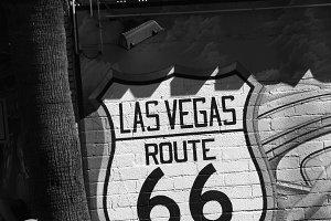 Route 66 - Las Vegas