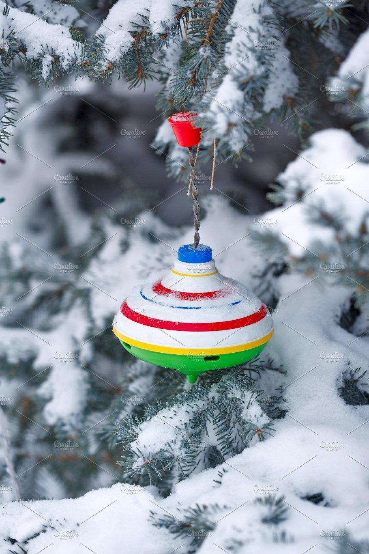 Yule. Christmas decorations. ~ Holiday Photos ~ Creative Market