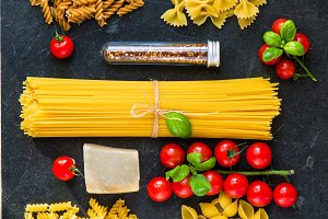 All you need for perfect Pasta