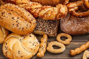 Tasty breads