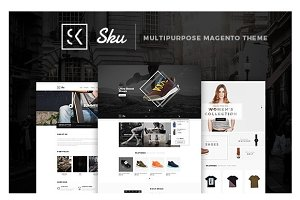MGS SKU - Multipurpose Magento theme