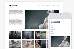Hatch / Portfolio & Photograpy Theme
