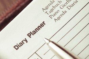 The Plan organizer