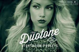 20 Duotone - Lightroom Presets