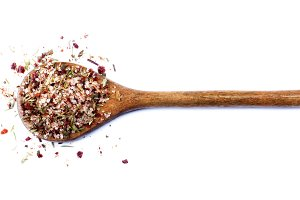 Salt with Chili and Herbs