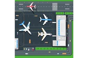 Terminal Aircraft