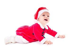 The Santa girl