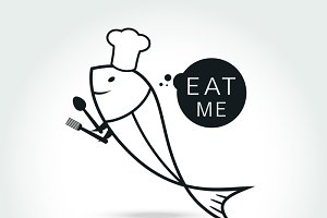 Chef Fish logo
