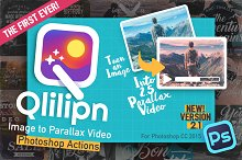 Qlilipn - Image to Parallax Video