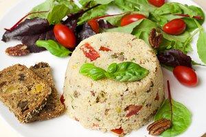 Cuscus salad