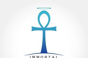 symbol of immortal Ankh