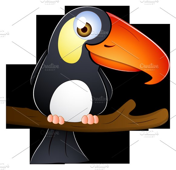 Birds Vectors in Illustrations - product preview 1