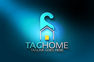 Tag Home  Logo