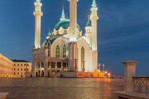 Kul Sharif Mosque. Kazan city