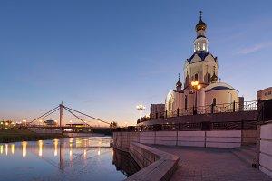 Belgorod city, Russia