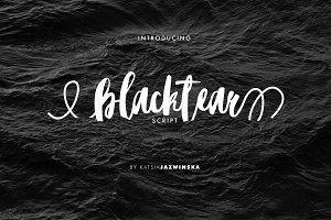 Blacktear Script | Roman&Cyrillic