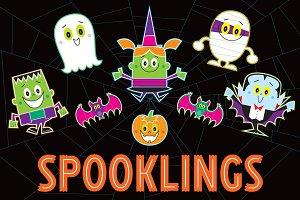 Halloween Spooklings