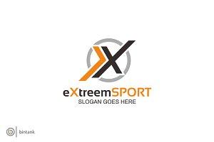 Extreem Sport - Letter X Logo