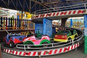 Car Rides Amusement Park