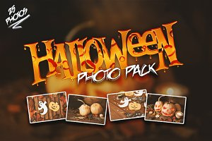 Halloween PhotoPack: 25 photos