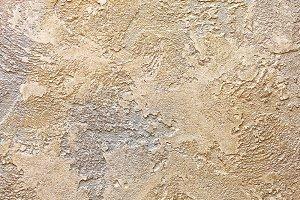 Decorative stucco texture