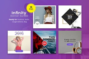 Infinity Banner Bundle