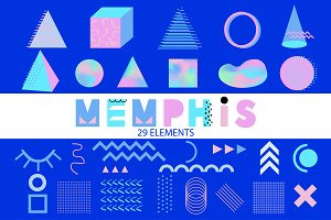 Vector Memphis Elements